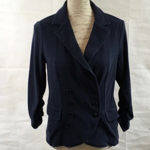 3 for 18 NYC Blue Lined Double Breasted Blazer